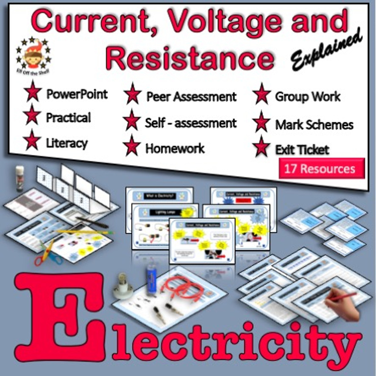 Current, Voltage and Resistance - What are They?