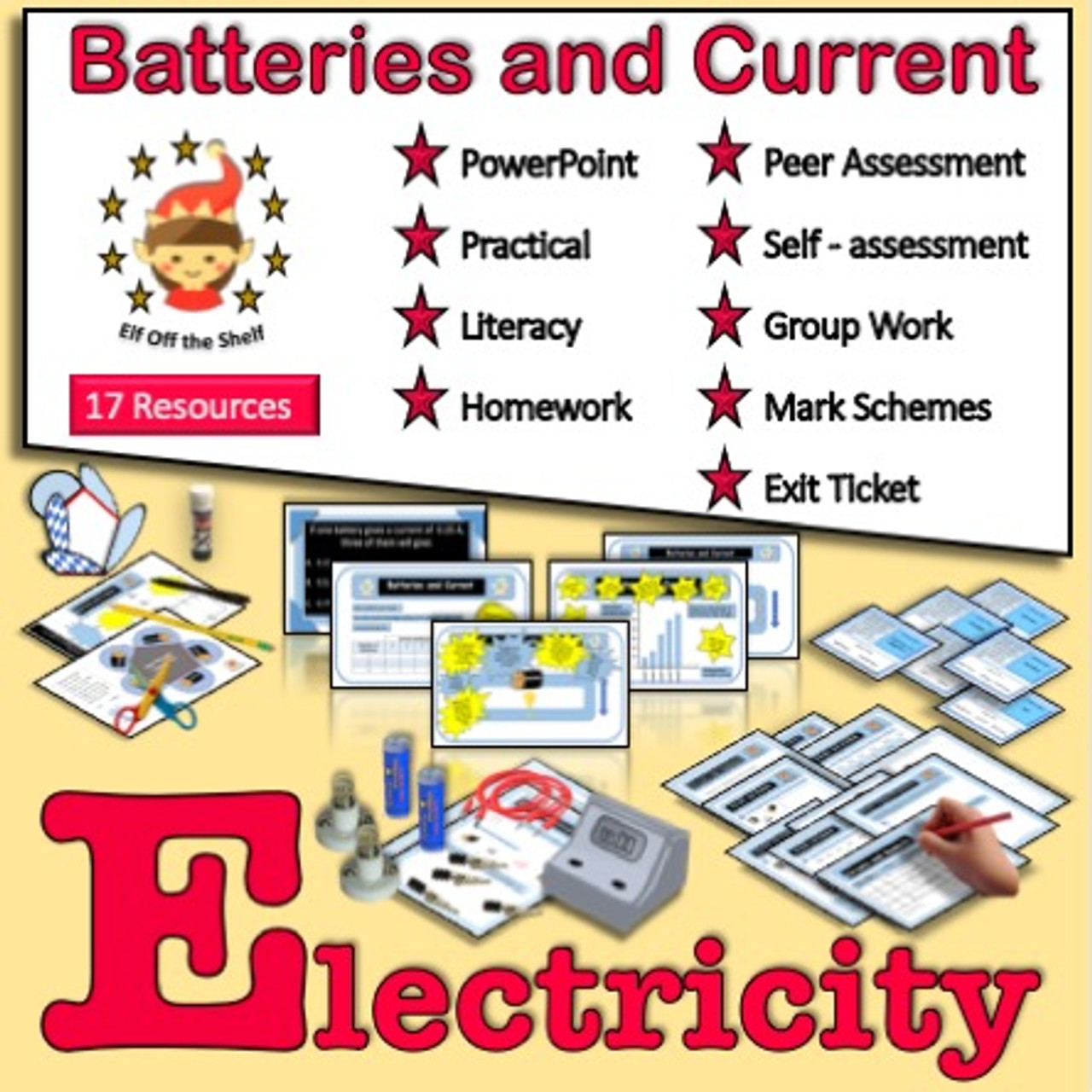 Does the Number of Batteries Affect the Current  - and Why