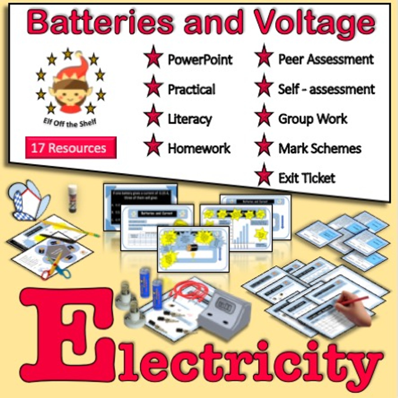 Does the Number of Batteries Affect the Voltage  - and Why