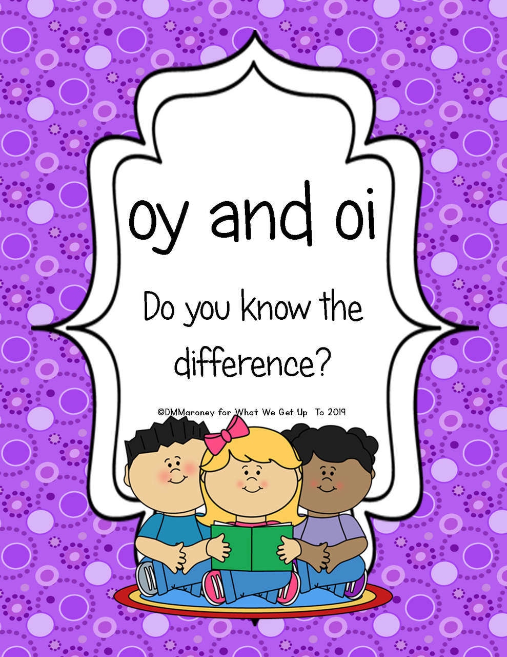 oy and oi: Do You Know the Difference