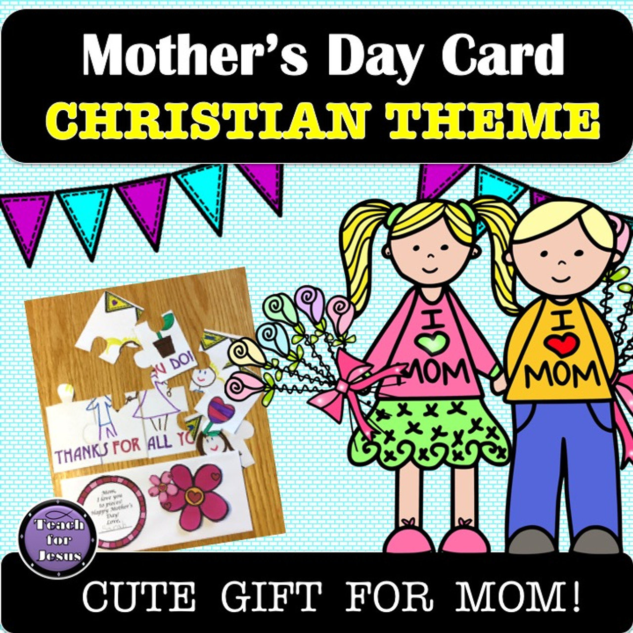 Christian Mother's Day Card
