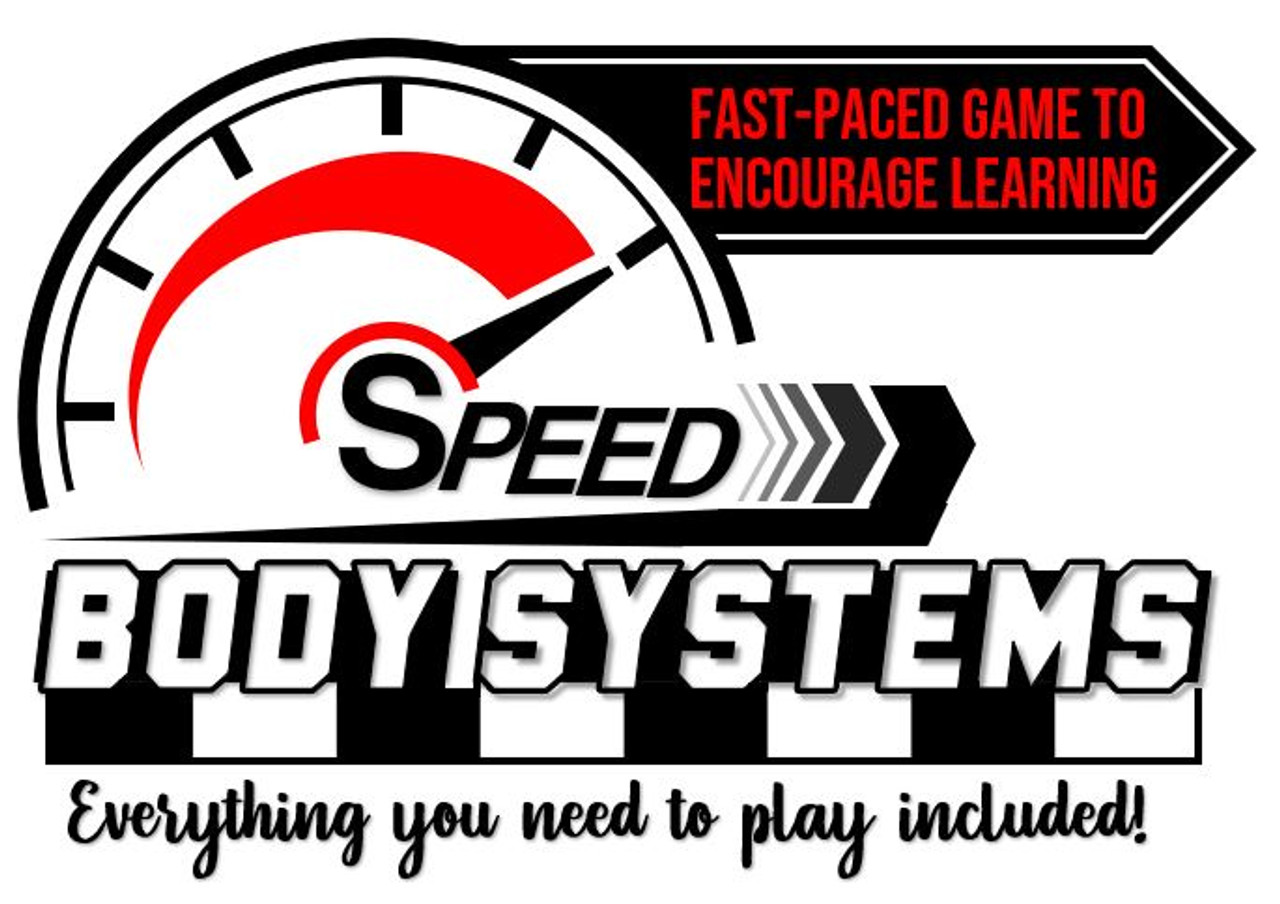 """SPEED: Body System"" Faced-Paced Game!"