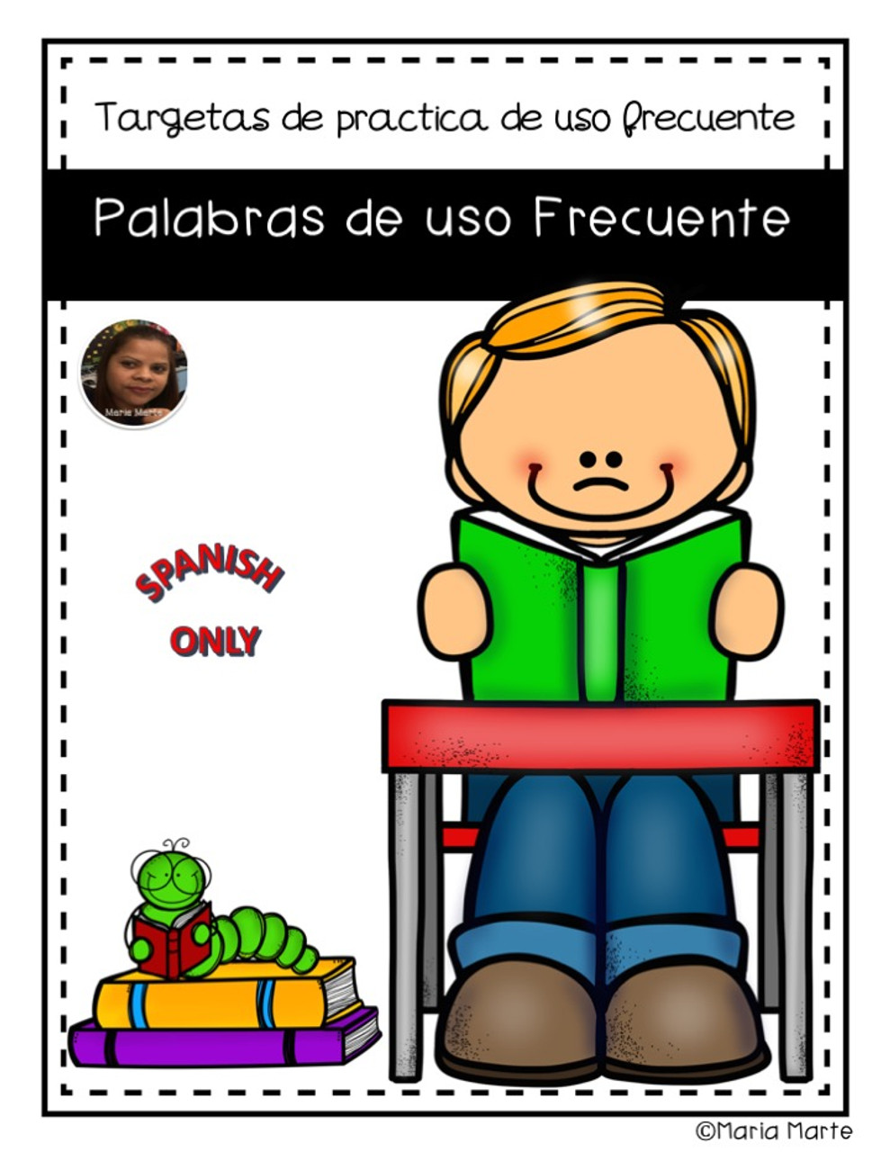Palabras de Uso Frequente en Español