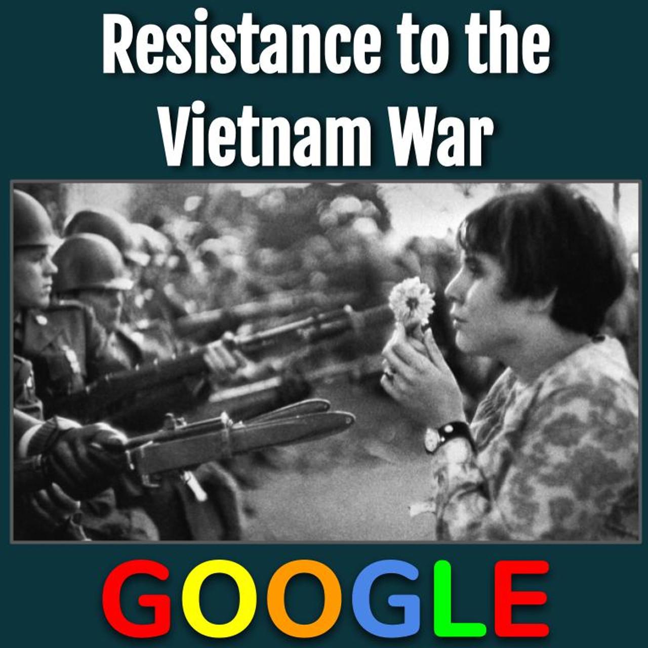 Informational Text: Resistance to the Vietnam War