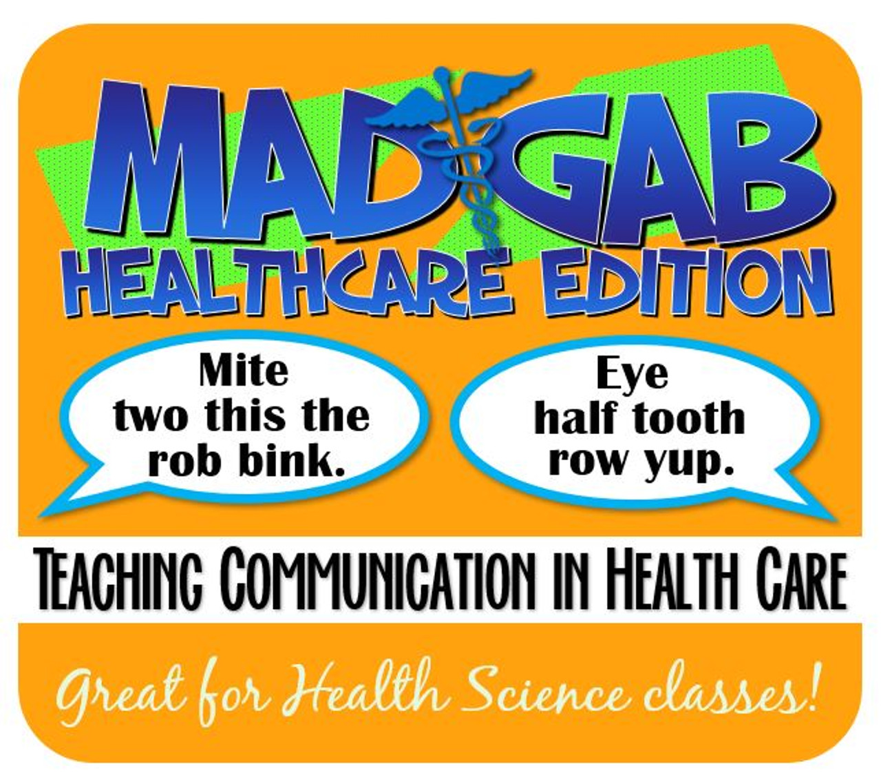 It is a graphic of Printable Mad Gab Cards inside template