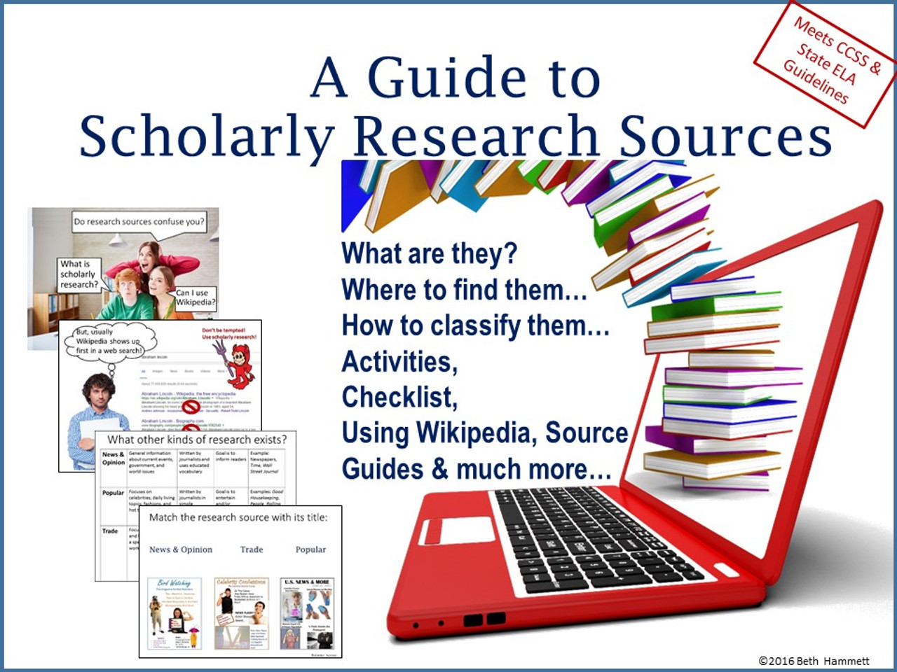 A Guide to Scholarly Research