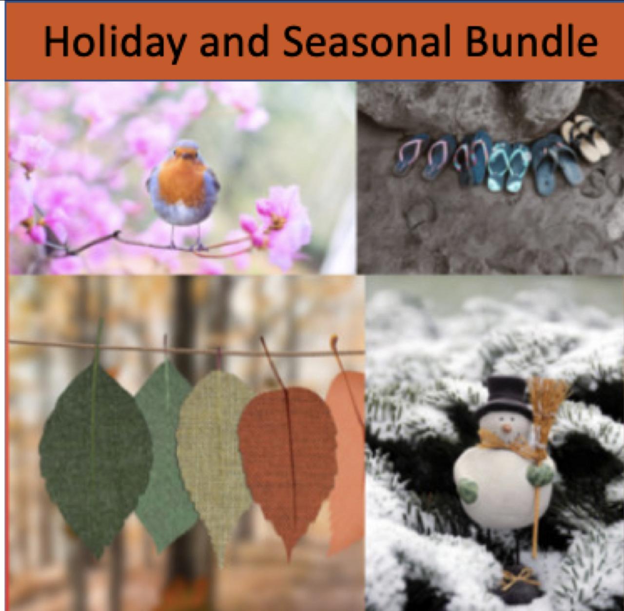 PK-1 Seasonal and Holiday Activities