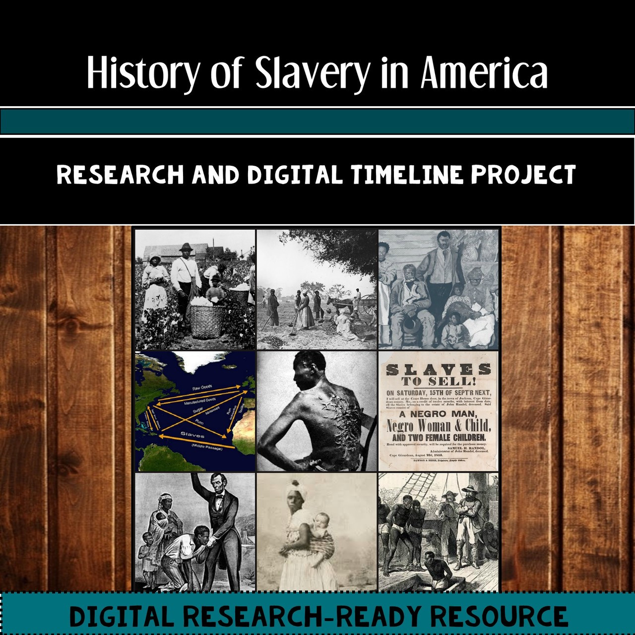 slavery and the slave trade in america us history research and