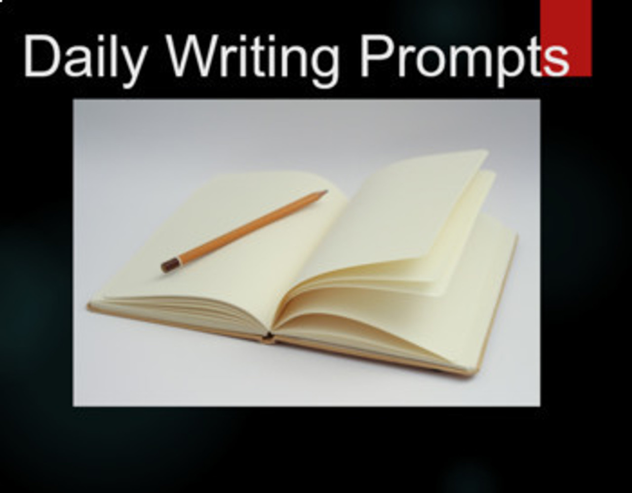 Daily writing prompts for multiple grade levels.
