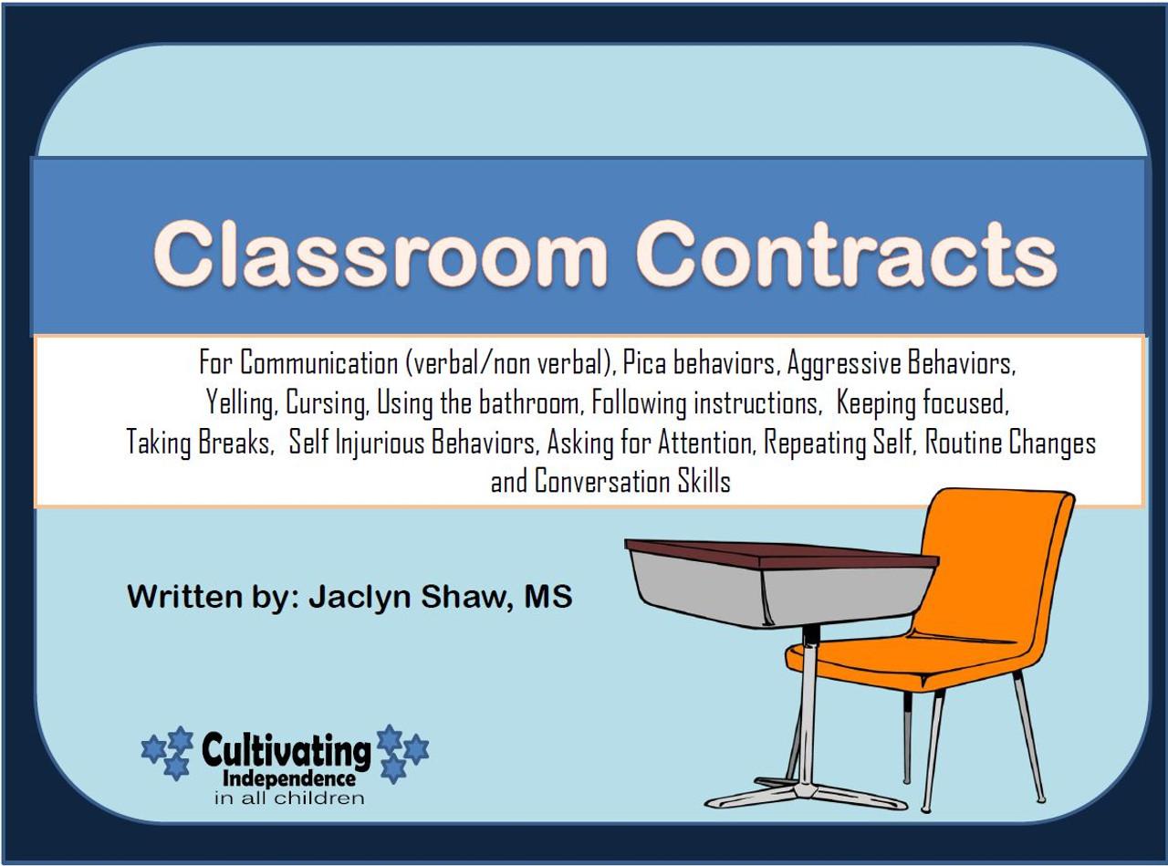 16 Behavior Contracts