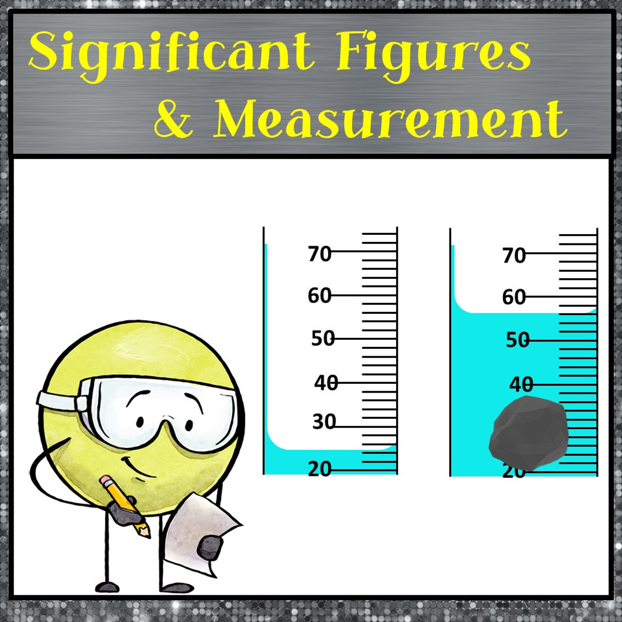 Significant Figures Task Cards: Chemistry or Physics
