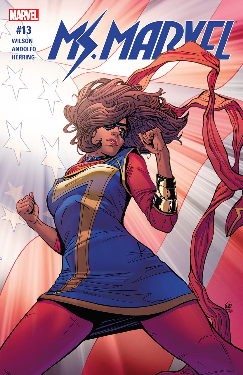 Ms. Marvel #13 - Election Day Issues (Teacher Guide)