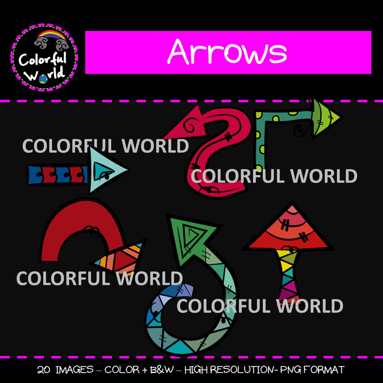 Arrow clipart - FREE