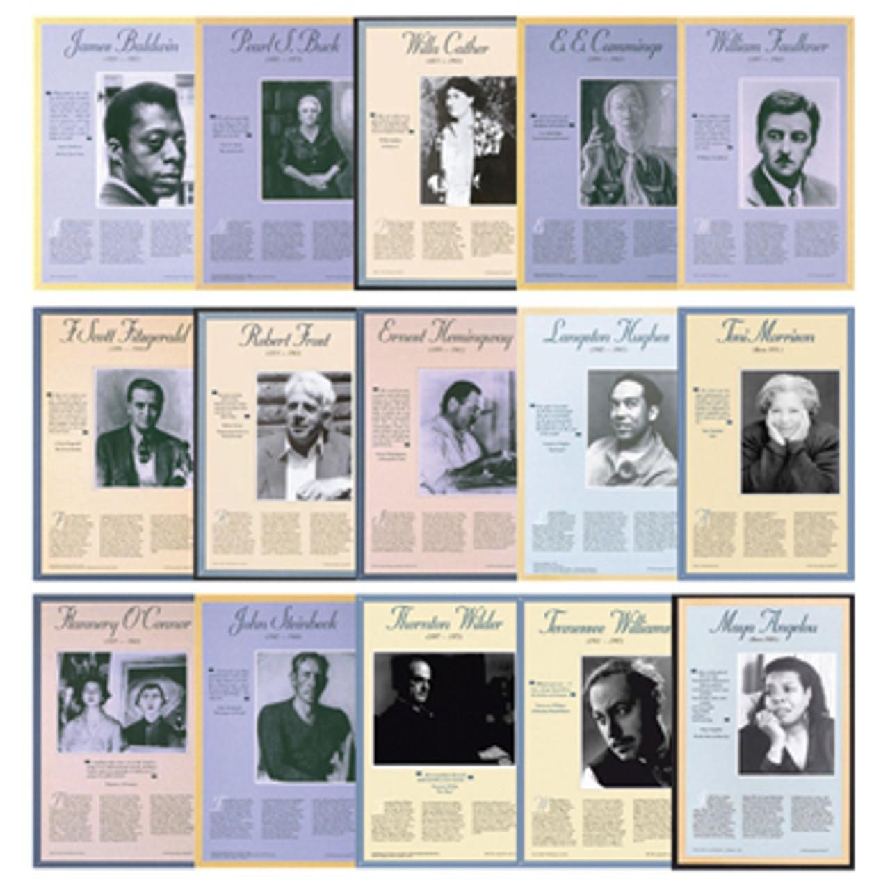 20th Century Author Research Unit