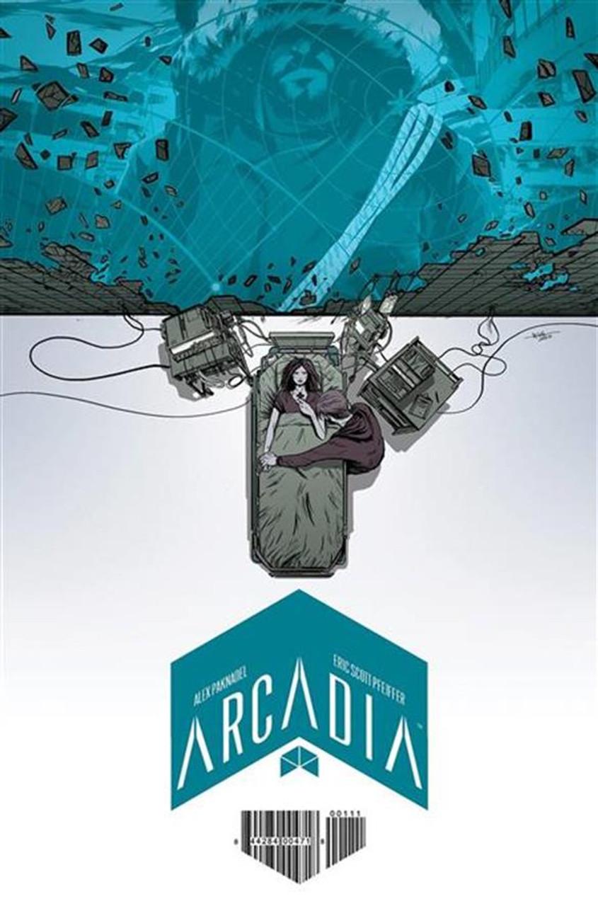Arcadia - Graphic Novel Unit