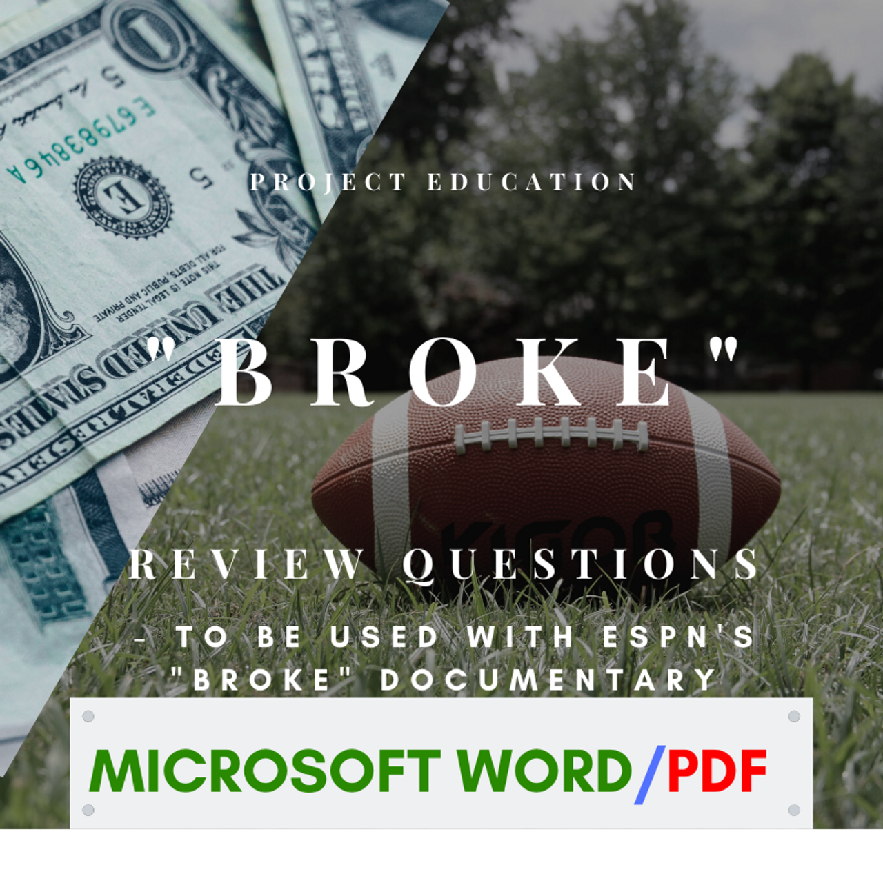 Broke Review Questions