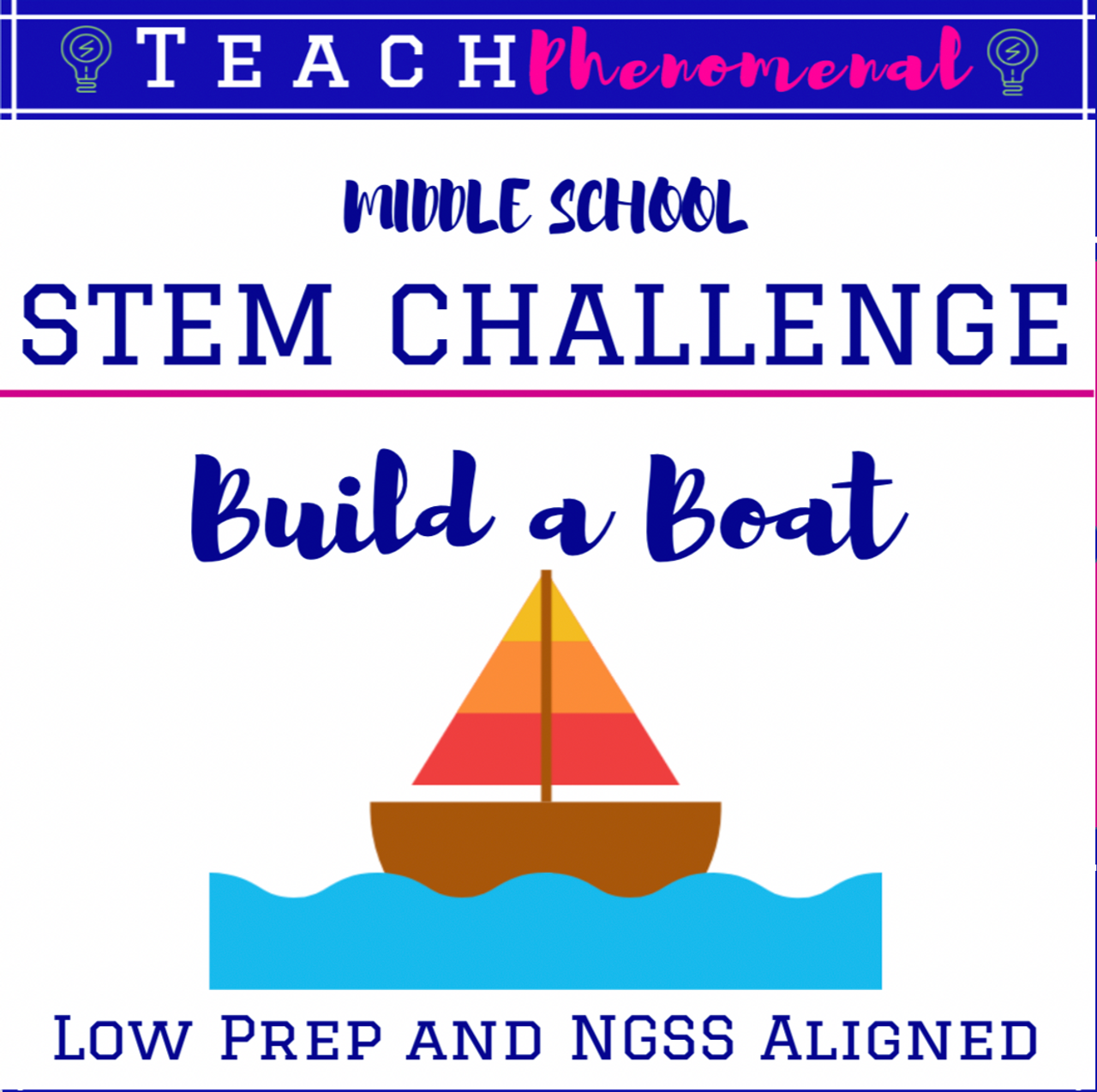 Stem Challenge Build A Boat Amped Up Learning