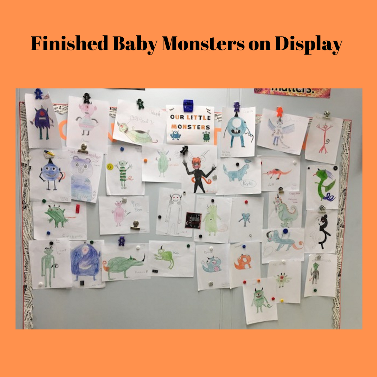 Create a Baby Monster: Genetics Activity for Middle School