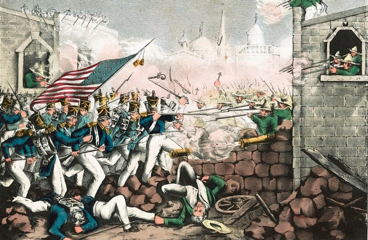 Mexican-American War one pager