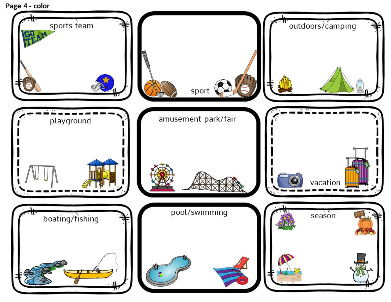 Back to School - First Week of School - Get to Know You Activity