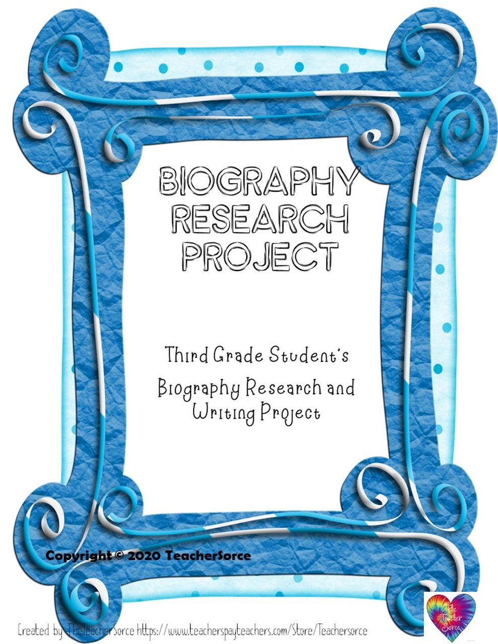 Biography/Autobiography Research Project