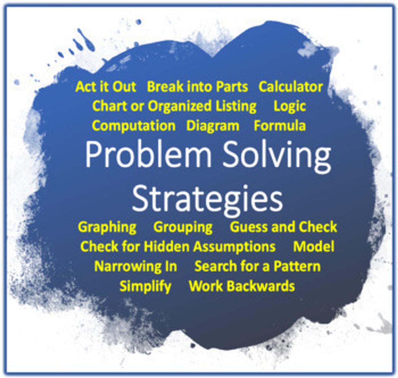 Math Problems? No Problem! (Grade 5-6)