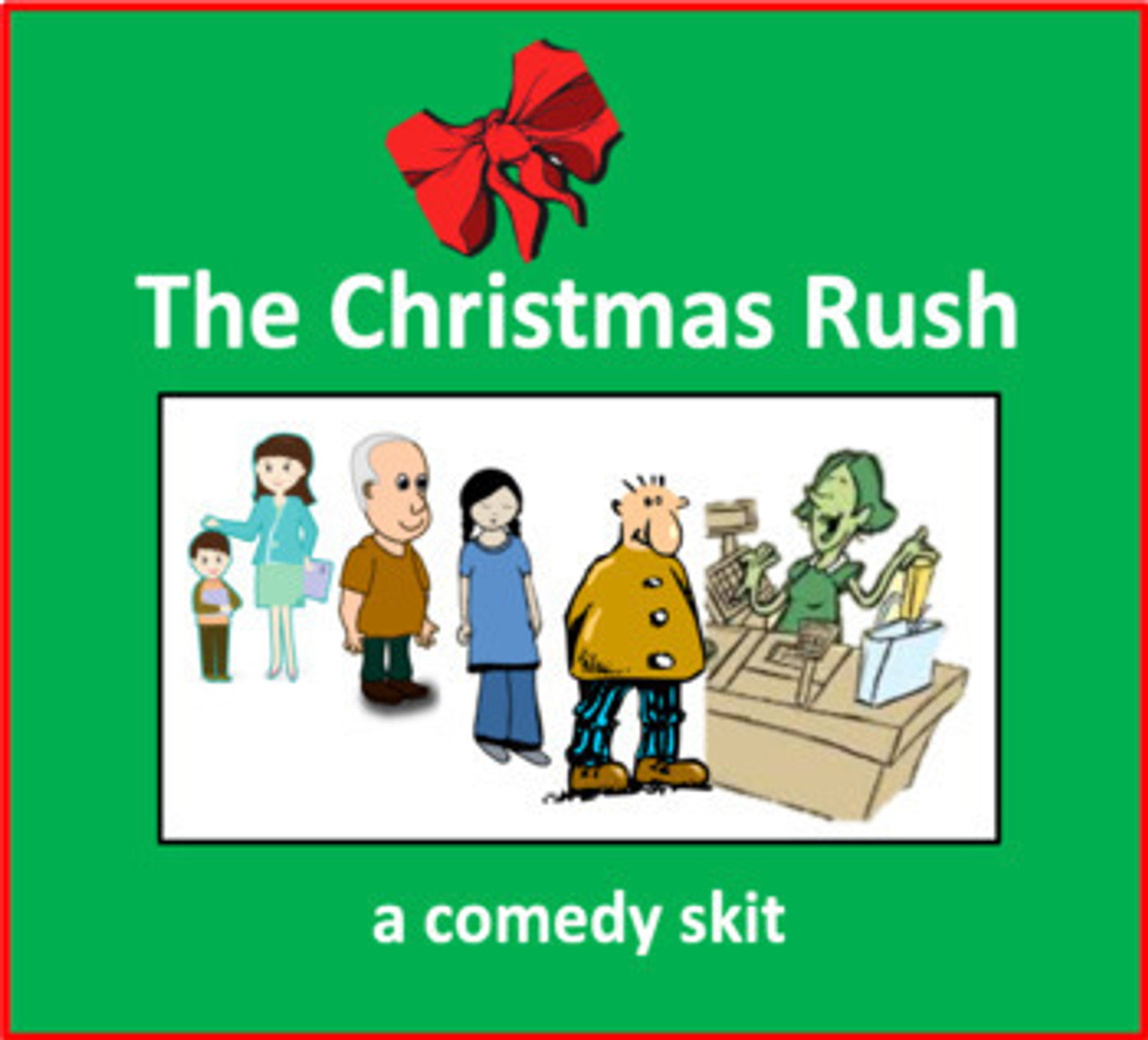 The Christmas Rush