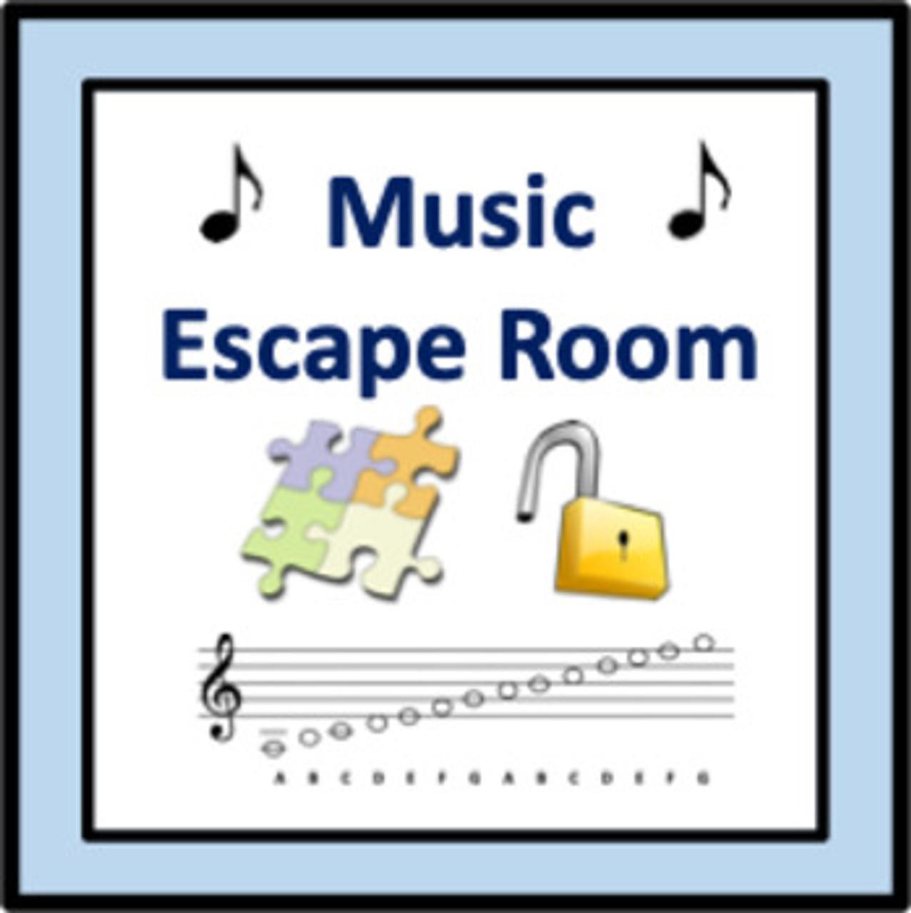 Music Escape Room
