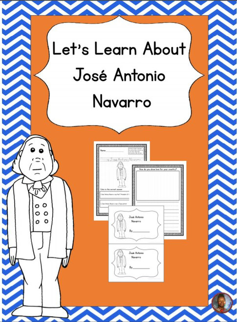 Let's Learn About Jose Antonio Navarro