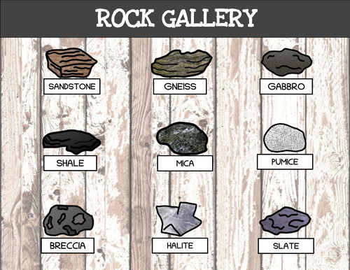 Rock Share and Research Activity DIGITAL