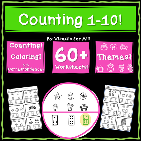 Counting Numbers 1-10!