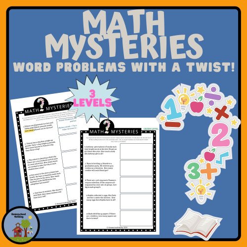 Strategies for math word problems