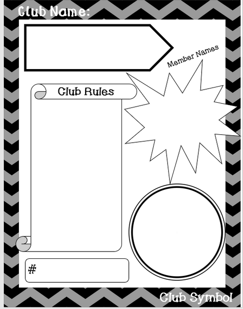 Book Clubs (How To, Organizers gr. 3-5)