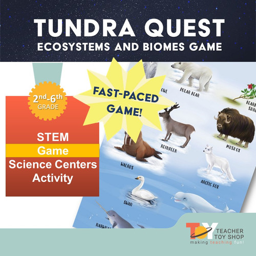 Ecosystems and Biomes Tundra Game