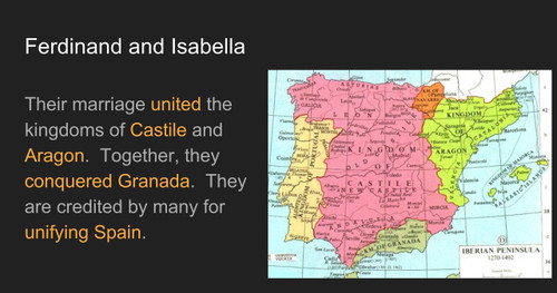 The Age of Absolutism: Ferdinand & Isabella