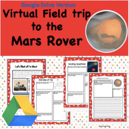 Google Version- Virtual Field Trip to the Mars Rover