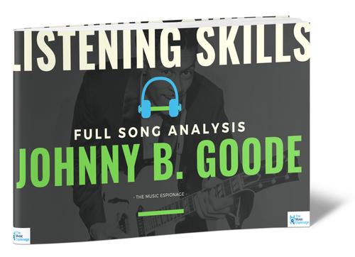 Chuck Berry - Johnny B Goode - LISTENING SKILLS