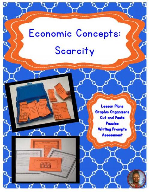 Economic Concepts: Scarcity