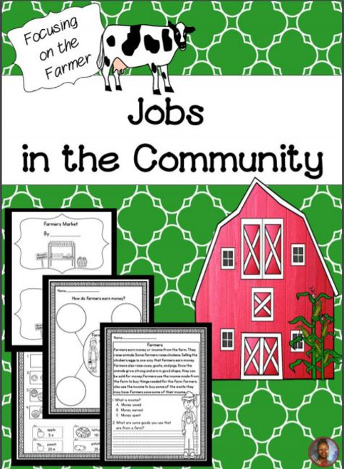 Jobs in the Community: Focusing on the Farmer