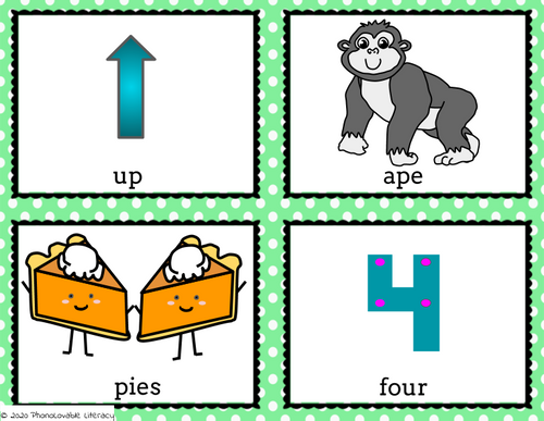 Initial Sound Deletion: Phonemic Awareness Printable Pack