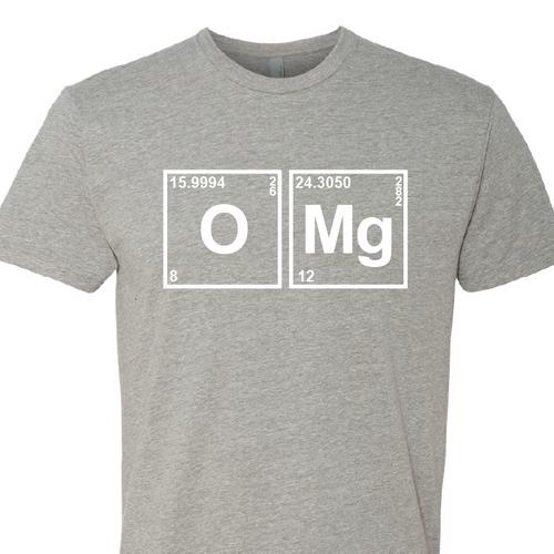 """O Mg"" Crew OF SCIENCE!"