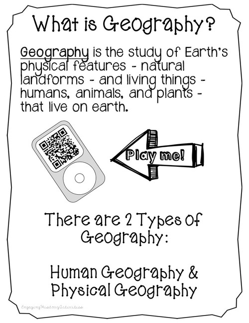 What is Geography Mini Bundle