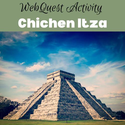Chichen Itza Webquest (Google Compatible)