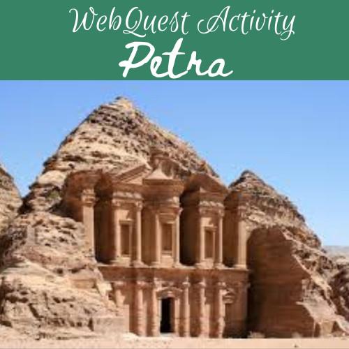 Petra WebQuest (Google Compatible)