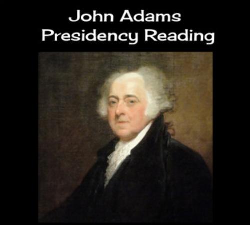 John Adams Presidency Reading