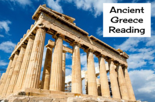 Ancient Greece Reading