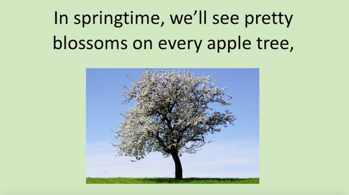 'FOUR SEASONS' (Grades Pre K-3) ~ Curriculum Song Video