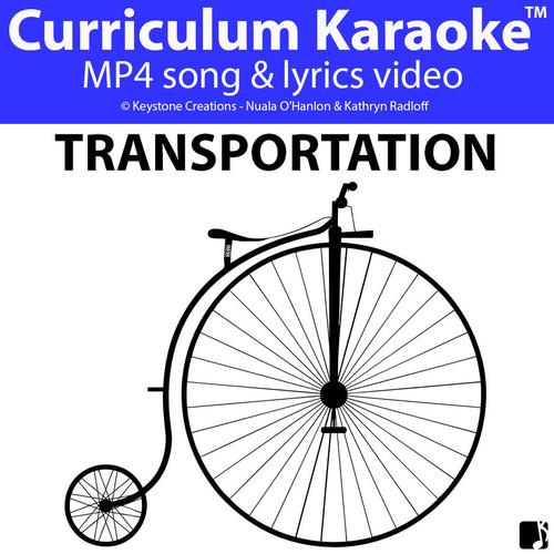 'TRANSPORTATION' (Grades K-3) ~ Curriculum Song Video