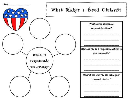 Primary Community & Good Citizenship Bundle