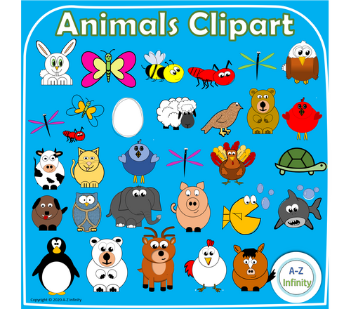 Clipart Animals